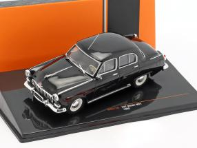 Wolga GAZ M21 year 1960 black 1:43 Ixo