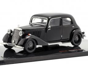 Mercedes-Benz 170V (W136) Baujahr 1949 schwarz 1:43 Ixo