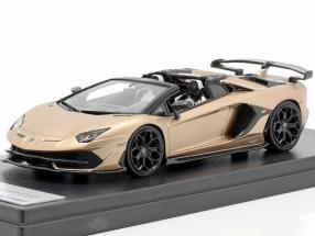 Lamborghini Aventador SVJ Roadster year 2018 bronze metallic 1:43 LookSmart