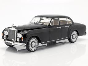Rolls Royce Silver Cloud III Flying Spur H.J. Mulliner black 1:18 Model Car Group