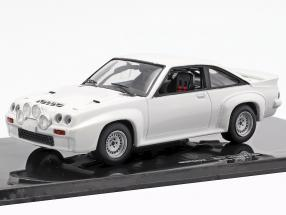 Opel Manta 400 Plain Body Version year 1986 white 1:43 Ixo