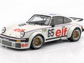 Porsche 934 Kremer Racing #65 24h LeMans 1976 Wollek, Pironi, Beaumont 1:12 Minichamps