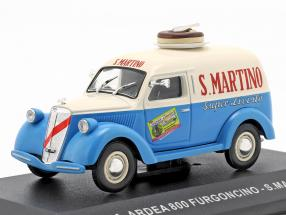 Lancia Ardea 800 van S. Martino year 1949 cream white / blue  1:43 Altaya