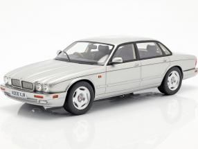 Jaguar XJR X300 year 1995 silver 1:18 Cult Scale