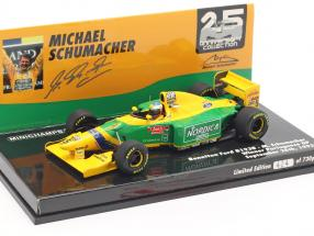 M. Schumacher Benetton B193B #5 Winner Portugal GP formula 1 1993 1:43 Minichamps