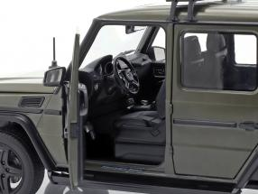 Mercedes-Benz G-Class (W463) 2015 military police