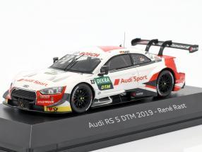 Audi RS 5 #33 DTM champion 2019 Rene Rast 1:43 Spark