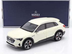 Audi e-tron year 2019 white metallic 1:18 Norev