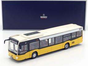 Mercedes-Benz Citaro bus Stuttgart 2011 yellow / black / white 1:43 Norev