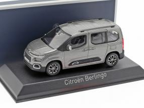 Citroen Berlingo year 2018 platinium grey 1:43 Norev