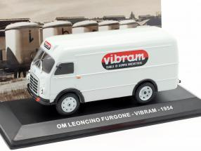Leoncino van Vibram Light Blue 1:43 Altaya