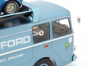 Fiat Bartoletti 306/2 Shelby Cobra Race transporter Alan Mann Racing Ltd