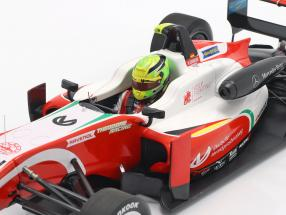 Mick Schumacher Dallara F317 #4 formula 3 champion 2018