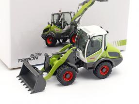 CLAAS Torion 639 Wheel Loader year 2018 green / white / Gray 1:50 NZG