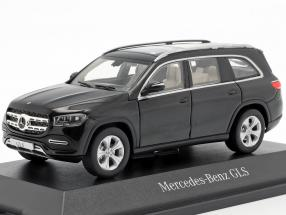 Mercedes-Benz GLS class (X167) year 2019 obsidian black 1:43 Z-Models