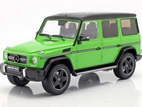 Mercedes-Benz G-Klasse G63 AMG Crazy Colors alien green 1:18 iScale