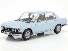 BMW 3.0S E3 series 2 year 1971 light blue 1:18 KK-Scale