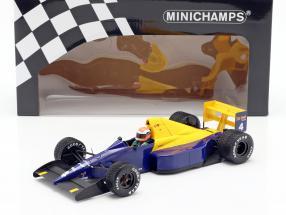 Johnny Herbert Tyrrell 018 #4 Belgian GP formula 1 1989 1:18 Minichamps