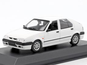 Renault 19 year 1995 white 1:43 Minichamps