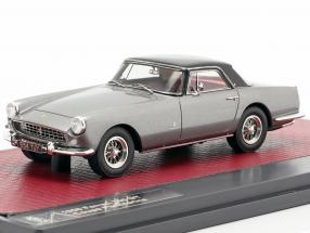 Ferrari 250 GT Coupe Pininfarina 1958 grey metallic / black