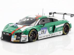 Audi R8 LMS #29 Winner 24h Nürburgring 2017 Audi Sport Team Land 1:18 AUTOart