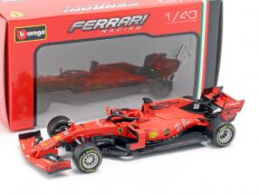 Charles Leclerc Ferrari SF90 #16 Australian GP F1 2019 in lister 1:43 Bburago