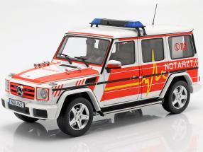 Mercedes-Benz G-Klasse (W463) 2015 Notarzt 1:18 iScale