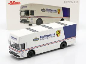 Mercedes-Benz O 317 Race Truck Rothmans Porsche white / blue 1:43 Schuco