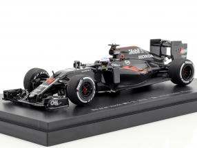 Fernando Alonso McLaren MP4-31 #14 formula 1 2016 1:43 Ebbro