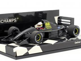 Bertrand Gachot Jordan 191 F1 Testing Paul Ricard January 1991 1:43 Minichamps