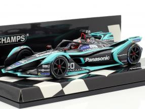 Mitch Evans Jaguar I-Type III #20 formula E season 5 2018/19 1:43 Minichamps