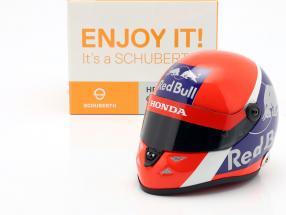 Daniil Kvyat Scuderia Toro Rosso 14 #26 formula 1 2019 helmet 1:2 Schuberth