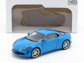 Alpine A110 Pure blue metallic 1:18 Solido