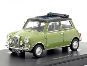MG Mini M-Type year 1963 green 1:43 AutoCult