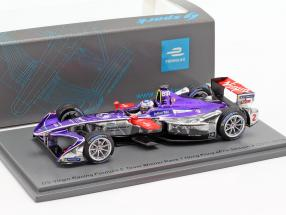 Sam Bird DS Virgin DSV-03 #2 Winner Hongkong ePrix formula E 2017/18 1:43 Spark
