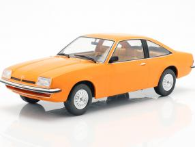 Opel Manta B year 1975 orange 1:18 Model Car Group