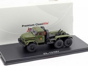 ZIL-131NV military tractor NVA olive green 1:43 Premium ClassiXXs
