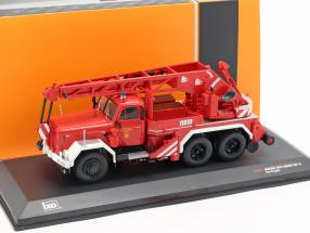 Magirus Deutz Uranus KW 16 fire department Munich 1:43 Ixo