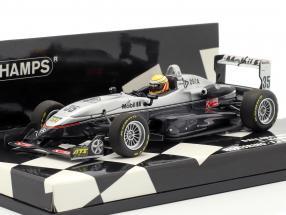 L. Hamilton Dallara F302 #35 Winner Norisring F3 Euro Series 2004 1:43 Minichamps
