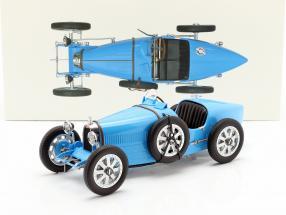 Bugatti T35 year 1925 blue 1:12 Norev