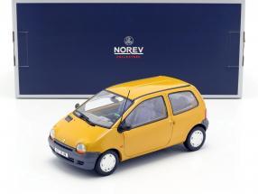 Renault Twingo year 1993 indian yellow 1:18 Norev