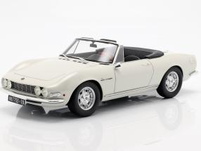 Fiat Dino Spyder year 1966 white 1:18 Cult Scale