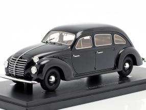PZInz 403 Lux-Sport year 1936 black 1:43 AutoCult