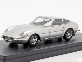 Ferrari 365 GTB 4 Daytona Prototipo year 1967 silver 1:43 AutoCult