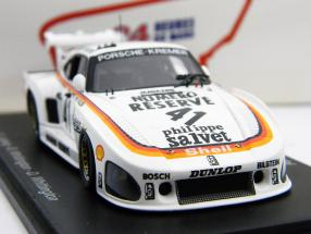 Porsche 935 K3 #41 Ludwig/Whittington/Whittington Winner LeMans 1979 1:43 Spark