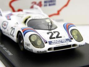 Porsche 917K #22 Winner 24h LeMans 1971 Merko / van Lennep 1:43 Spark