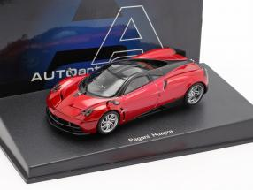 Pagani Huayra Year 2011 red metallic 1:43 AUTOart