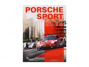 Book: Porsche Sport 2019 by Tim Upietz (Gruppe C Motorsport Verlag)