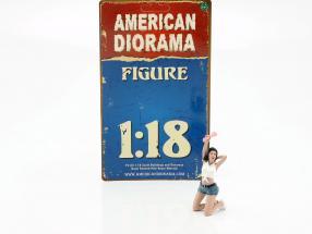 Figur B Seated Couple IV 1:18 American Diorama