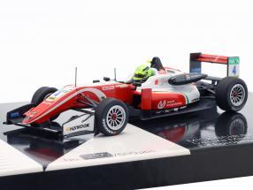 Mick Schumacher Dallara F317 #4 formula 3 champion 2018 1:43 Minichamps